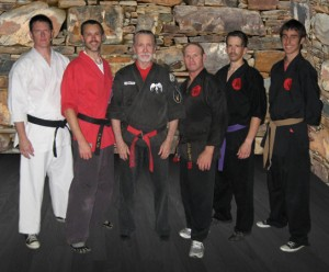 Rock Walls of the Karate Institute of America