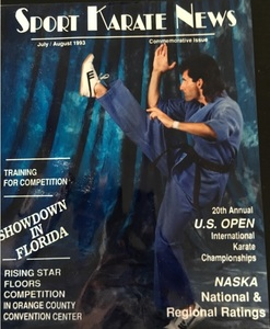 Magazine Cover of Coyote